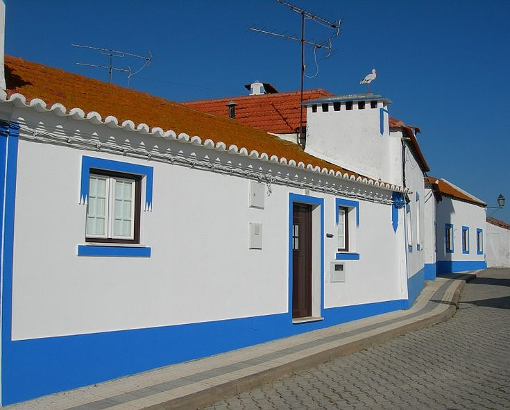 By Tolga Bermek. When you walk in the narrow streets of Alentejo, you can discover the beauty of simple living. The unpretentious, hospitable and kind people of Alentejo live in these beautiful white-painted houses, far away from the chaotic atmosphere of the urban life.