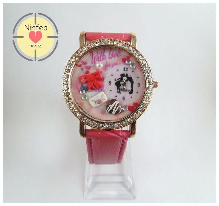Un preferito personale dal mio negozio Etsy https://www.etsy.com/it/listing/522087823/orologio-modello-valentine-3d
