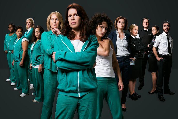 Celblok H (seizoen 1, cast)