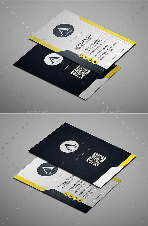 Simple Business Card Template #design Download: http://graphicriver.net/item/simple-business-card-vol-v/9323814?ref=ksioks