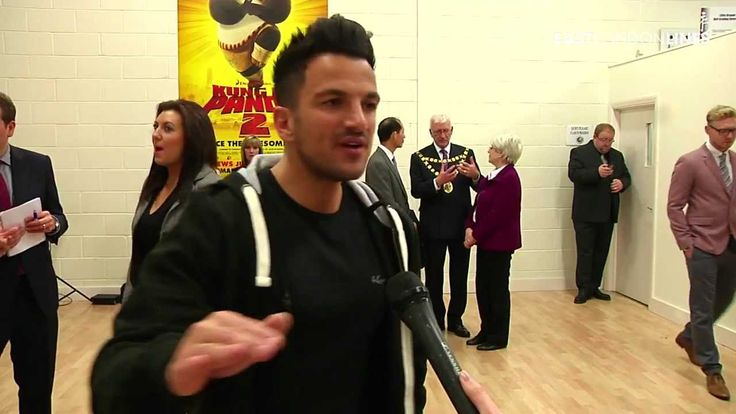 Peter Andre & National launch of Kung Fu Schools Franchise (+playlist)