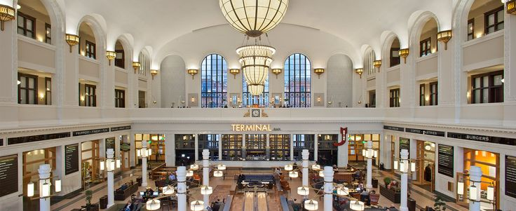 The Crawford Hotel in Denver Colorado is the newest Union Station Hotel, located just steps away from all the best Denver has to offer!