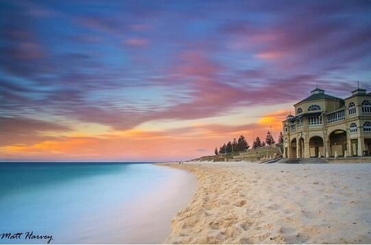 Cottesloe Beach Western Australia Great Places To Visit Pinterest Western Australia