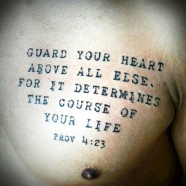22 best meaningful tattoo images on pinterest tattoo for Tattoos good or bad bible