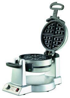 Waring Pro Professional 1400-Watt Double Belgian Waffle Maker - Contemporary - Waffle Makers - by HPP Enterprises