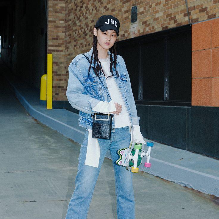뉴욕 스트리트에서 포착된 YG KPLUS 모델들의 리얼웨이 룩📸 _ #엘리스 #박형섭 #최소라 #티아나톨스토이 #현지은 #뉴욕 #스트리트 #YG케이플러스 #YGKPLUS #모델 #Model #Koreanmodel #Fashion #Fashionmodel
