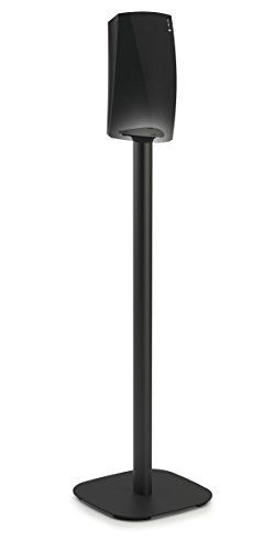 Integrate your Denon HEOS 1 or HEOS 3 speaker seamlessly into your interior design by placing it on a Vogel's SOUND 5313 floor stand. With a height of 33 inches, the floor stand raises your speaker to ear level when you're seated – which is where speakers sound best. Create the... more details available at https://furniture.bestselleroutlets.com/game-recreation-room-furniture/tv-media-furniture/speaker-stands/product-review-for-vogels-speaker-mount-for-denon-h