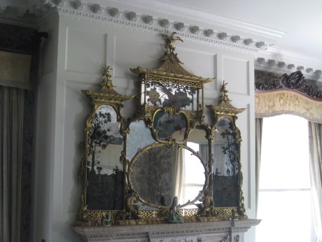 Chinoiserie Chic: A Chinoiserie Mirror