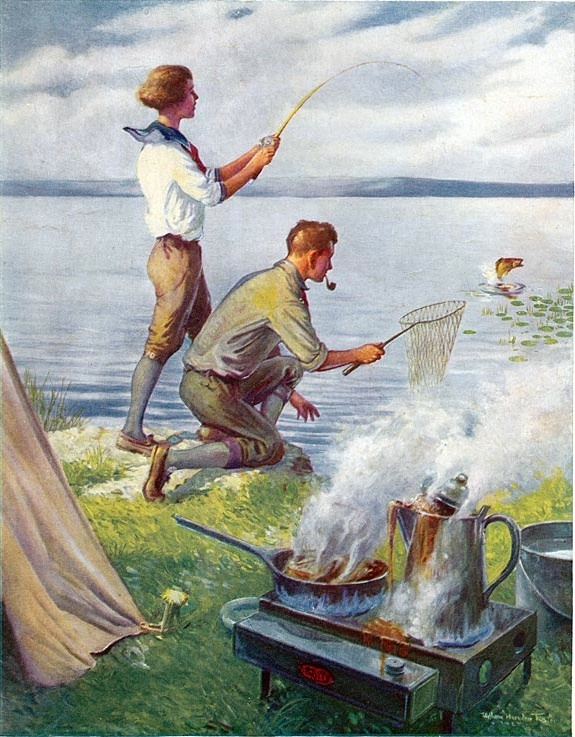 125 best images about picnics camping on pinterest for Fishing campsites near me