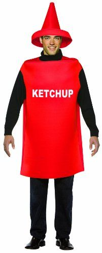 Are you obsessed with ketchup? You may want to look into that.