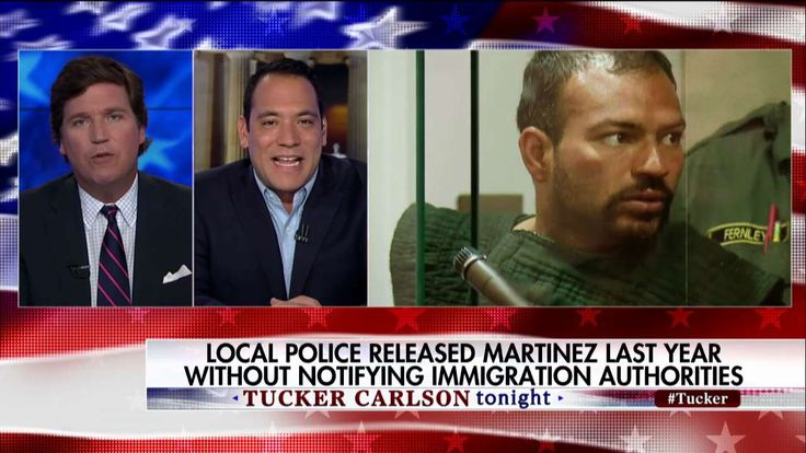 'Let's Just Stick to the Facts Here': Tucker vs. Democrat on Illegal Immigrant Deported 20 Times