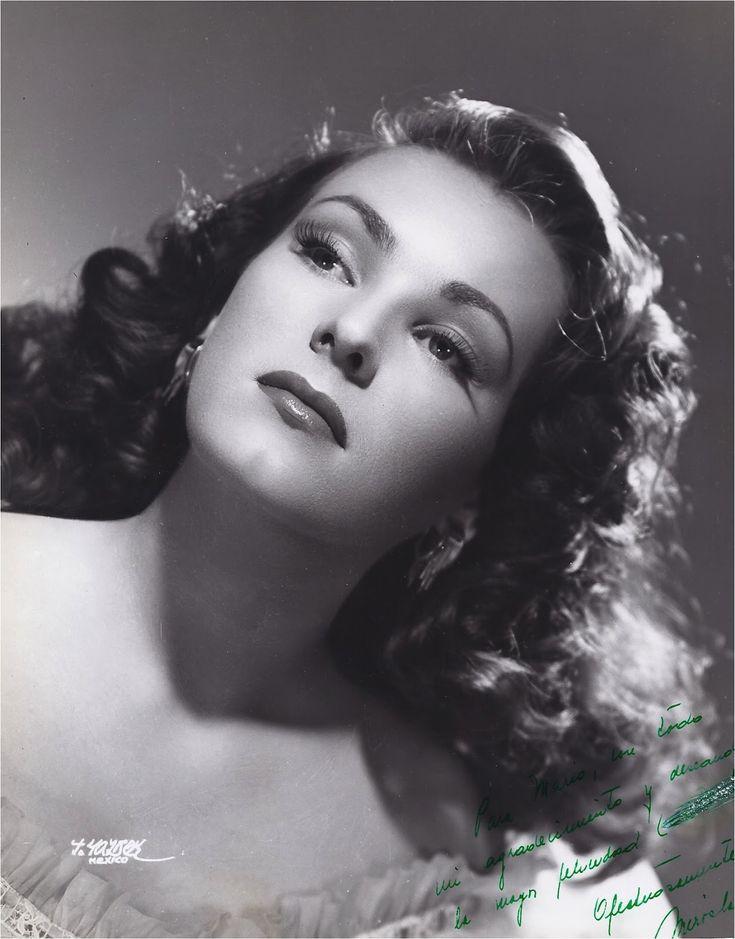 Miroslava- Mexican Actress