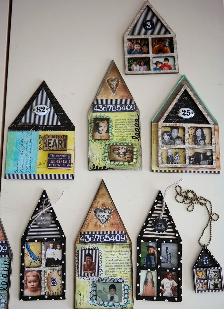 Artful Play: Mixed Media House Workshop & Published Articles