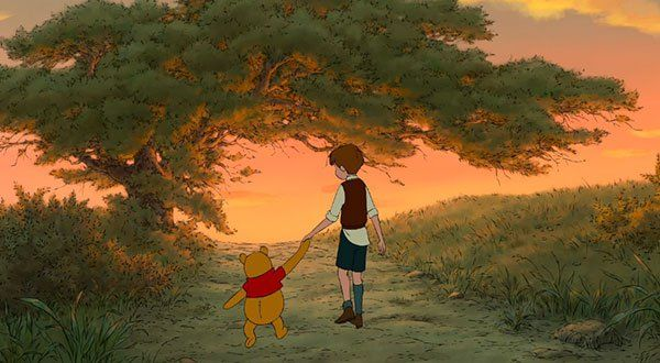 """Pin for Later: These 42 Disney Quotes Are So Perfect They'll Make You Cry """"You are braver than you believe, stronger than you seem, and smarter than you think."""" — Christopher Robin, Winnie the Pooh"""