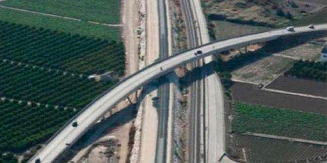 Este fin de semana se cortará la CV-91 para la eliminación del puente de la carretera de Almoradí | orihuela.info