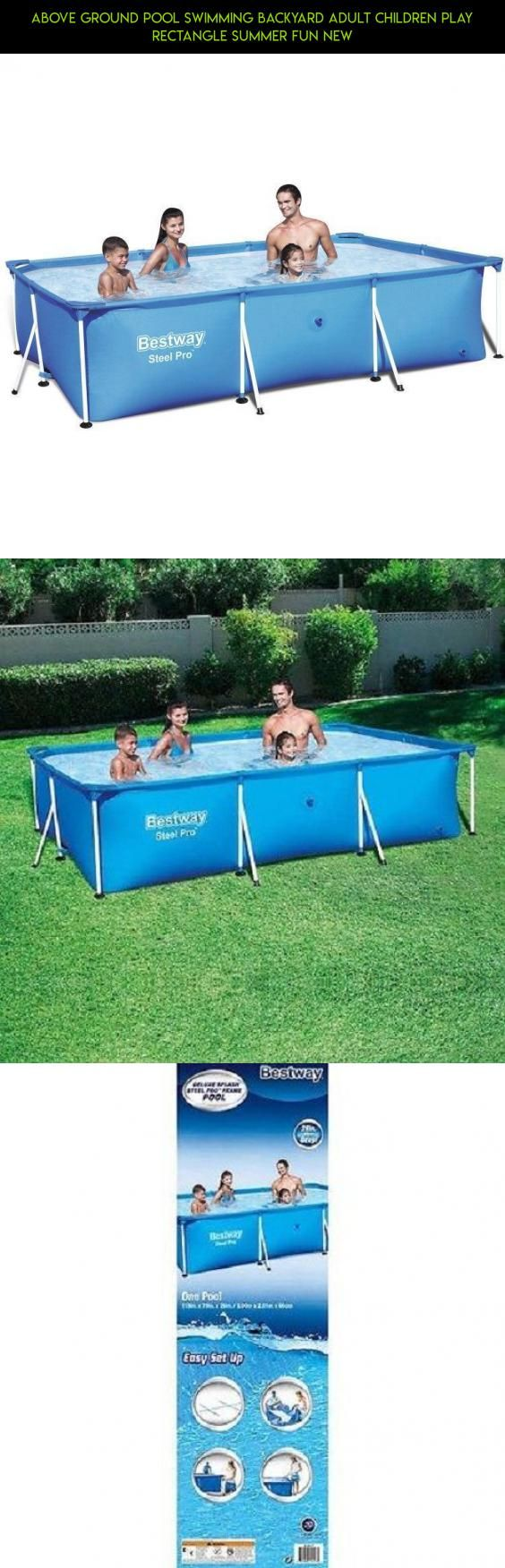 best 25 rectangle above ground pool ideas on pinterest above