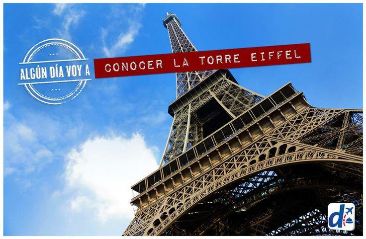 Viajar a la Torre Eiffel con Despegar -> http://www.despegar.com/