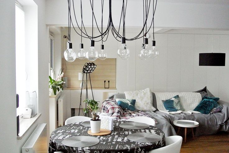 #designerlampen #moderne #lampen #textilkabel Ihr Zuhause kann die moderne dank innovativer Lampe sein: http://www.imindesign.de/category/lampen