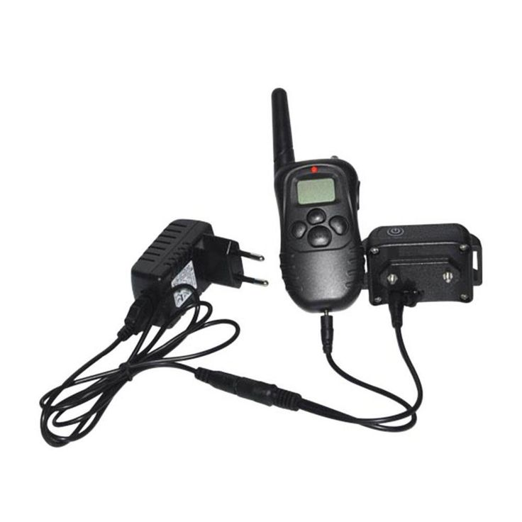 Same Day Shipping for US Residents.. Shipping from NJ USA. You will receive the item in 2-3 business days. PRODUCT IS SHIPPED FROM USA. Money BACK Guaranty!!!!          Pet Dog Training Collar Rechargeable Electric LCD 100LV Shock 7 Levels 3 Training Modes (One Collars)         Features:         Single Dog Training Collar- Includes one receiver and one remote for one dog. To train two dogs, please see our two dog training collar PTRC02         Ease of use-- Set up is a breeze and easy to use…