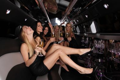 Party with your friends and book a stretch limousine or party bus that we service in Toronto and GTA area.