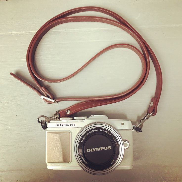 A personal favourite from my Etsy shop https://www.etsy.com/uk/listing/489598834/olympus-pen-leatherette-strap-suitable