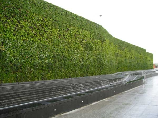 51 best images about barrier sound walls on pinterest for Green wall advantages