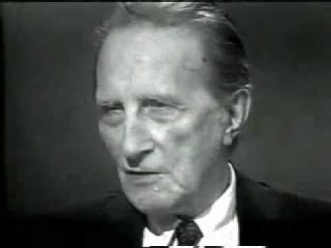 """Art is not there to be understood"": Marcel Duchamp, 1968 BBC interview"