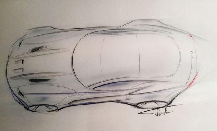 名設計師Henrik Fisker操刀 《VLF Force1》於2016北美車展亮相