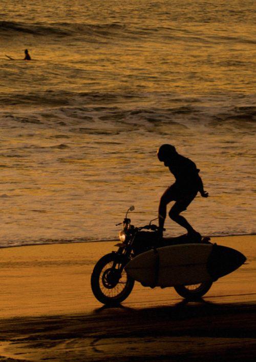 bike, ride, surf