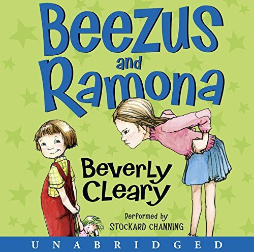 Beezus and Ramona CD by Beverly Cleary http://www.amazon.com/dp/0061774057/ref=cm_sw_r_pi_dp_EYjsxb05C1AK6