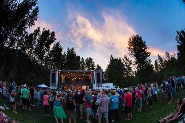 2013 Dusk - Dance Party Fernie BC