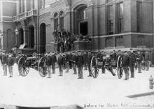 Cincinnati riots of 1884 - Wikipedia, the free encyclopedia