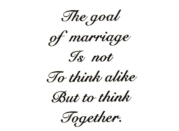 "Beautiful...The goal of marriage is not to think alike but to think together. Order # Size # of Decals on Sheet Sheet Price Z 150 A 2 1/4"" X 1 3/4"" 12 7.00 Z 15"