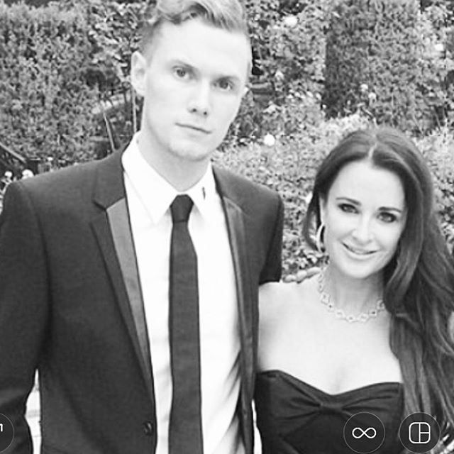 Barron Hilton.... a Real Housewife of Beverly Hills www.KyleByAleneToo.com. twitter @KyleRichards United Talent Agency