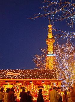 Sapporo Christmas Market: Christmas Time, Christmas Markets, Favorite Places, Japan Christmas, Favorite Time, Christmas Wonderland, Christmas Town, Sapporo, Christmas Jetsettercurator
