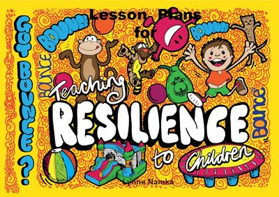 FREE PDF Lesson Plan Book - Teaching Resilience to Children!
