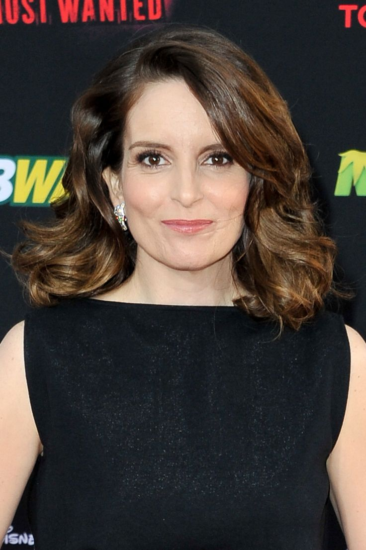 Tina Fey Getty Images  - ELLE.com