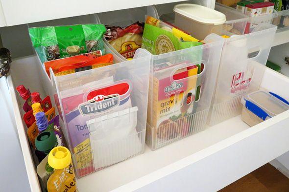 1000 Images About Kitchen Organization On Pinterest