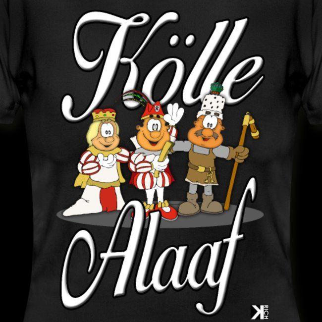 Koelle Alaaf Prinz Bauer Jungfrau Karneval Kostüm | Frauen T-Shirt