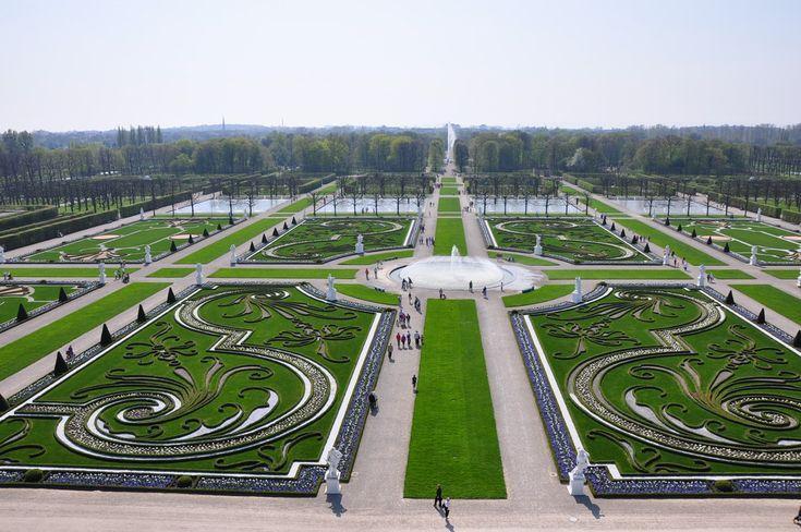 Hannover Niedersachsen Germany Landschaftsdesign Hannover Herrenhauser Garten Garten