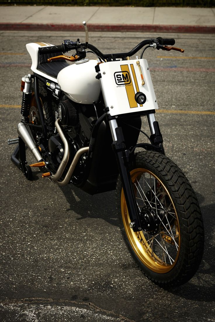 Harley Davidson Street 500 Flat Tracker