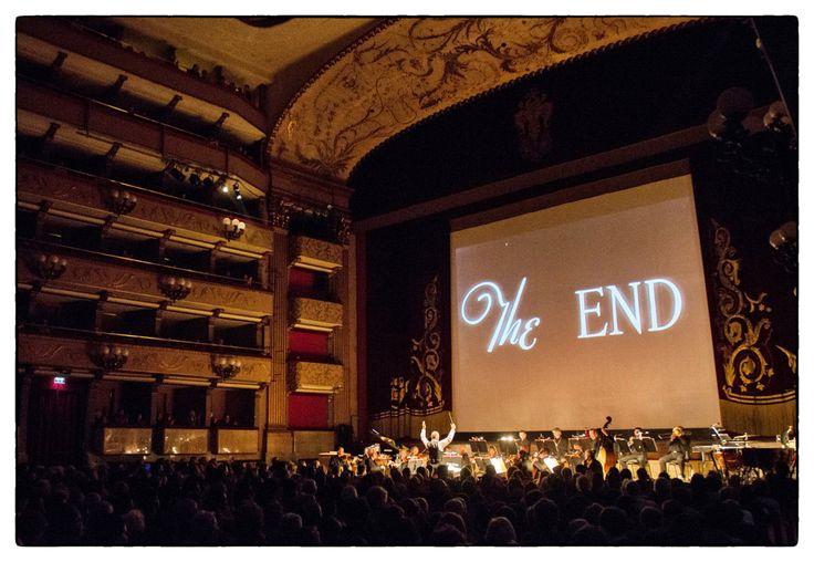 Fine - The End | Suonando Chaplin | Orchestra della Toscana | 25 aprile 2014