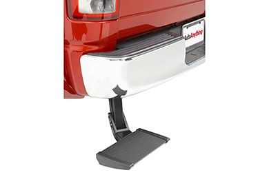 Retractable Tailgate Step at AutoAnything