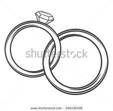 Resultado de imagen para anillos entrelazados vector