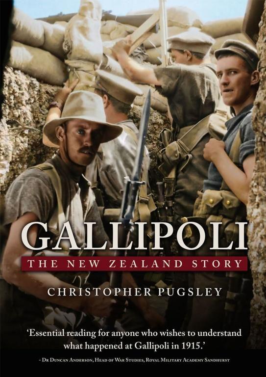 Gallipoli, the New Zealand story