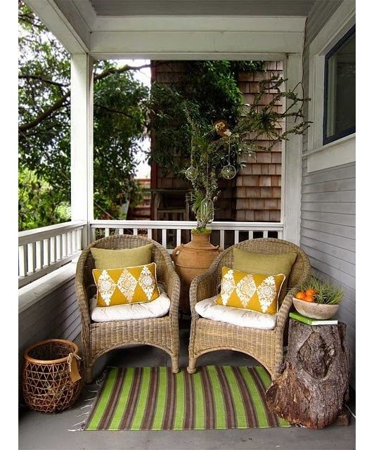 39 Cool Small Front Porch Design Ideas: 1000+ Ideas About Small Front Porches On Pinterest