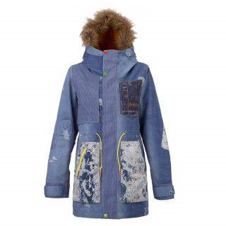 Burton Lamb Riff Parka Snowboard Jacket - Womens