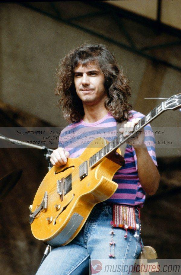 Pat Metheny: To some degree Metheny helped define the melodic and imminently listenable guitar jazz of the 80s and beyond...