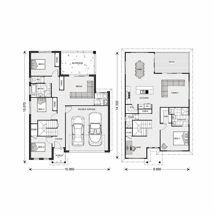 Twin Waters 330   Element, Home Designs In Perth West