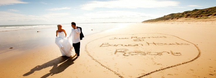 Wedding at Barwon Heads Resort. They have great flexible packages to help create your dream wedding.